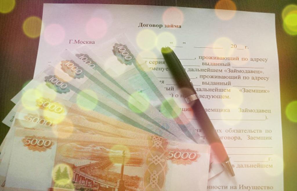 Споры из договоров займа