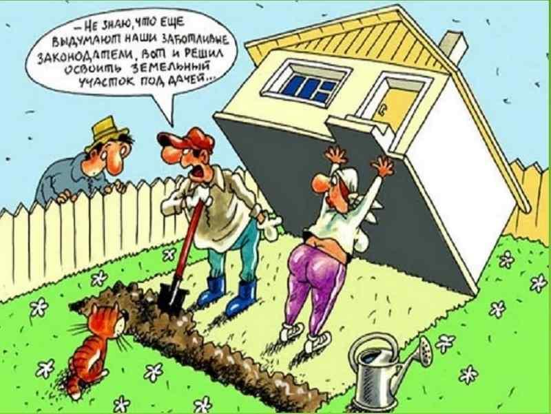 Как поставить на кадастр загородный дом - легкий способ