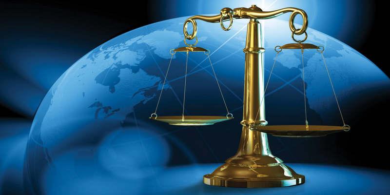 международный юрист