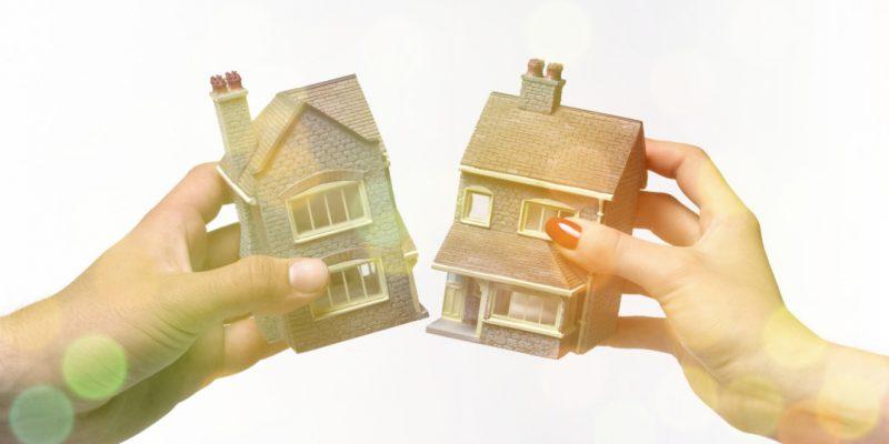 Раздел имущества супругов (ипотека и наследство)
