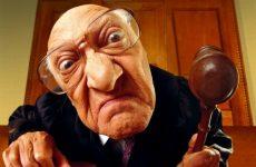 Чем отличается судья от юриста в нашей стране?