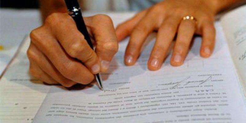 Как узнать о том, какие документы нужны для развода?