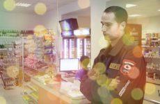 Как правильно вести себя с охранниками в магазинах?